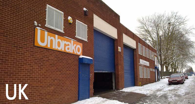 Unbrako | About Us